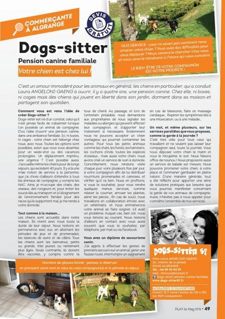 Play le Mag Janvier 2016